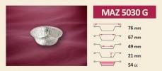 ПАК СЕЙФ - Продукти - Алуминиеви форми MAZ 5030 G